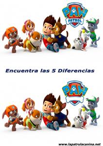encontrar las diferencias