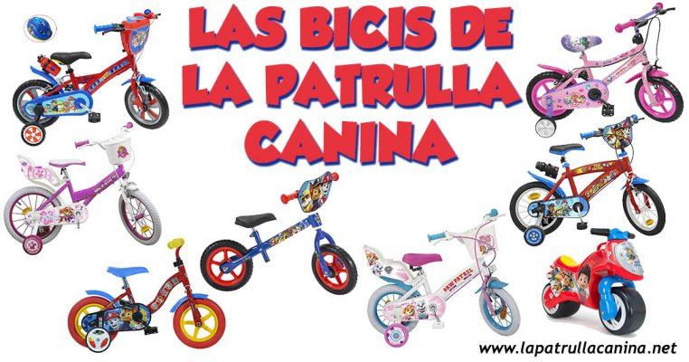 Bicicletas de patrulla canina
