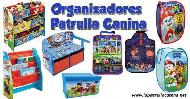 Organizadores Patrulla Canina