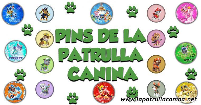 Pins de la Patrulla Canina