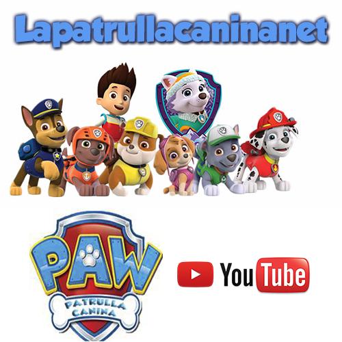 Patrulla Canina Youtube