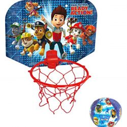 Set baloncesto Patrulla Canina