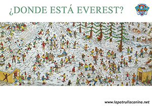 encuentra a everest