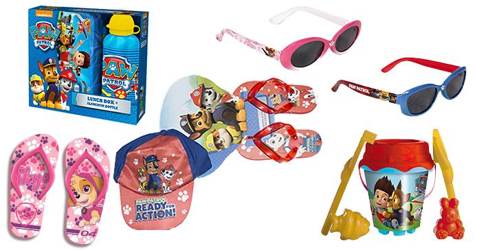 Productos de verano Patrulla Canina