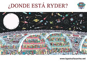 encuentra a ryder