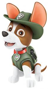 Tracker de La Patrulla Canina